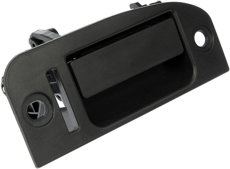 Dorman 81489 Rear Passenger Side Exterior Door Handle for Select Honda Models, Black