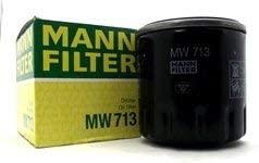 Oil Filter Compatible with Ducati 4444 0034 A, Moto Guzzi/Mann MW713