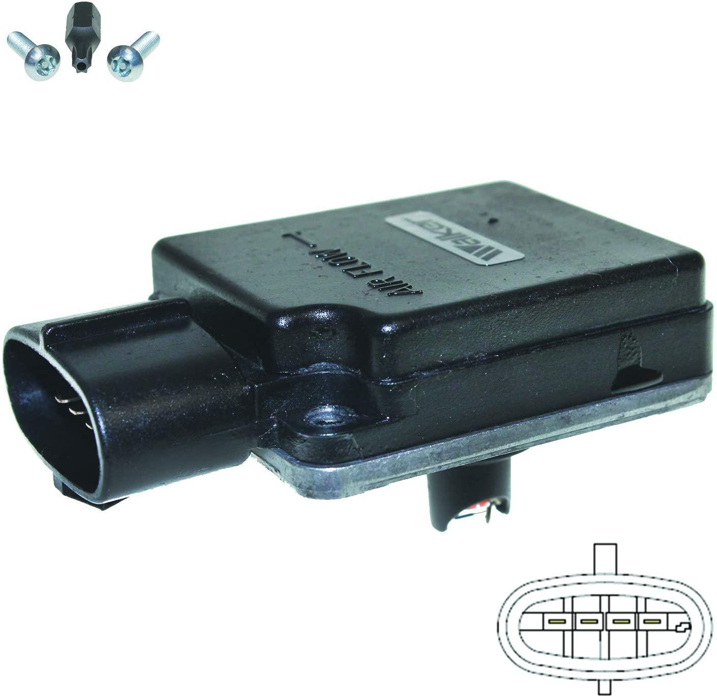 Walker Products 245-2012 Mass Air Flow Sensor
