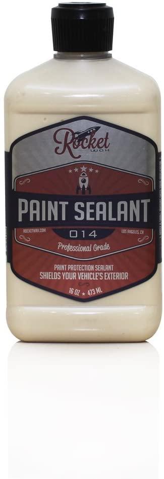 Rocket Wax 16 oz. Professional Grade Paint Sealant