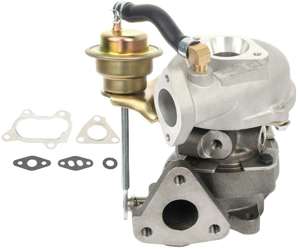 ECCPP RHB31 Turbo Charger for Suzuki ALTO Works Briggs Stratton Murray VE110069 VZ21 T3 Flange 1.8L-3.0L Engines