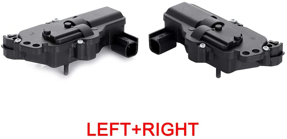 PARTHIGH Door Lock Actuator Motor Power Door Lock Actuator Motor Front/Rear Left+Front/Rear Right Compatible With for Ford Explorer 2002-2010 for Ford Explorer Sport Trac 2007-2010 746-163