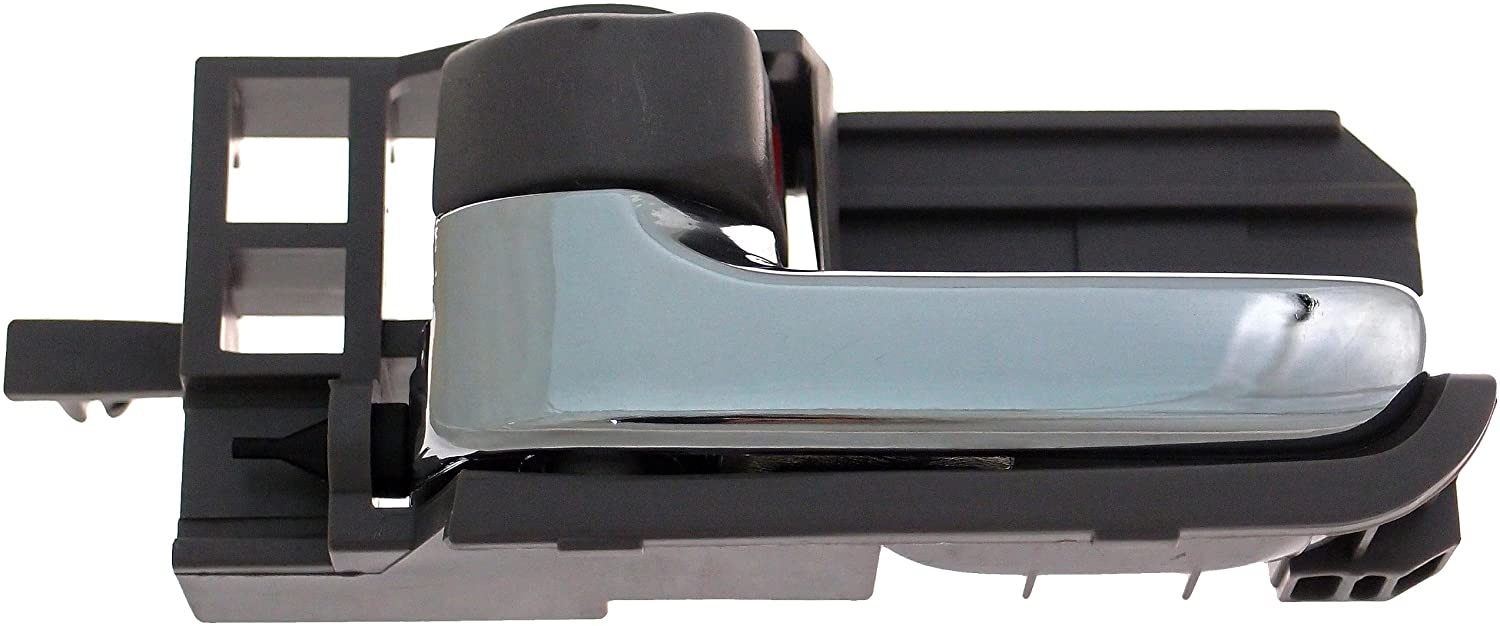 Dorman 83944 Front Driver Side Interior Door Handle for Select Scion Models, Gray and Chrome