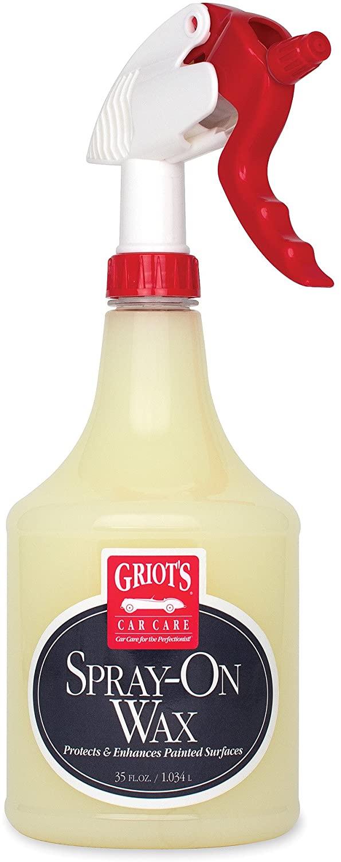 Griots Garage 11098 Spray-On Wax 35 oz