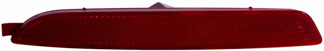 ACK Automotive Kia Sorento Reflector Replaces OEM: 92405 1U200 Driver Side