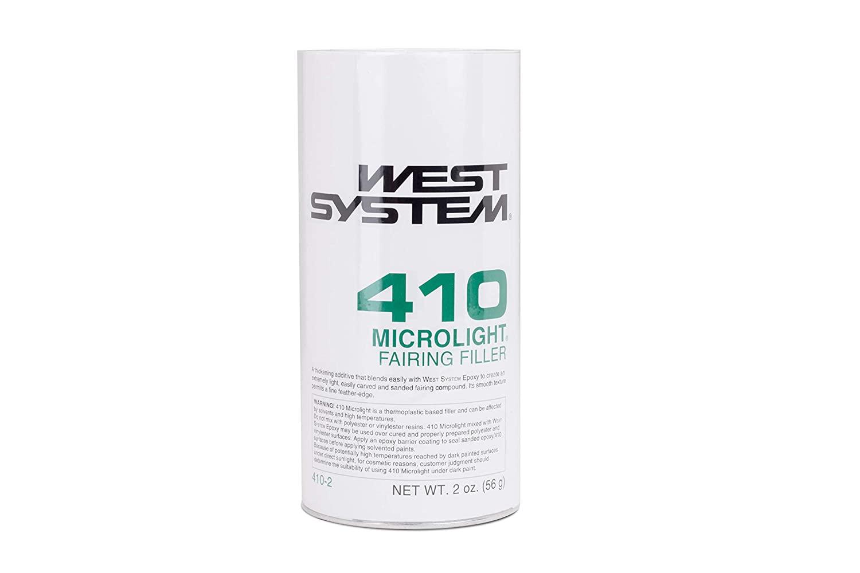 West System 410-2 Microlight Fairing Filler 2oz