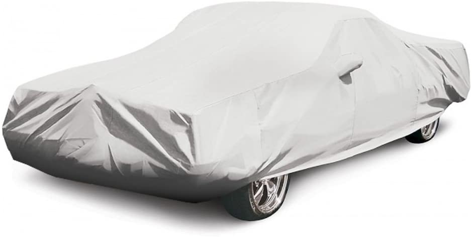 CarsCover Custom Fit 1964-1972 Chevy El Camino Car Cover for 5 Layer Heavy Duty Weatherproof Ultrashield Covers