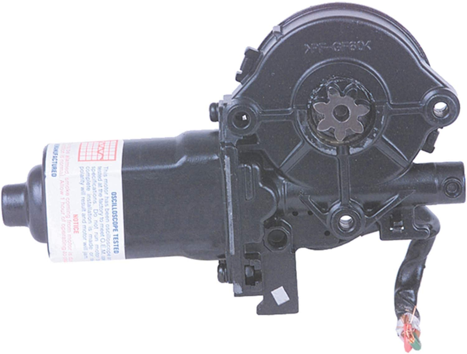 Cardone 47-1137 Remanufactured Import Window Lift Motor