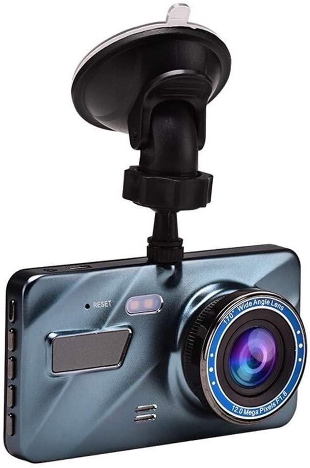 AntiGnor J16 Car DVR Dash Camera Rear View Dual Camera Video 1080P Full HD 3.6