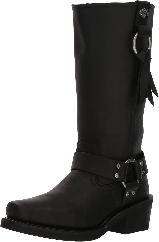HARLEY-DAVIDSON FOOTWEAR Women's Fenmore Motorcycle Boot