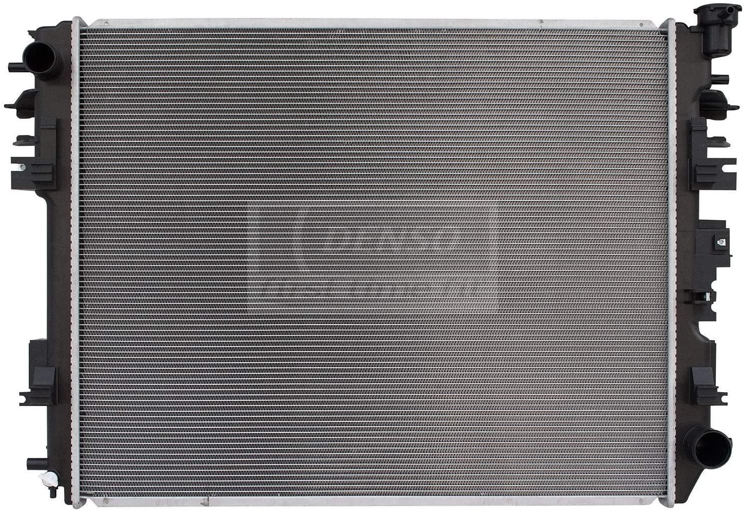 Denso 221-9243 Radiator, 1 Pack