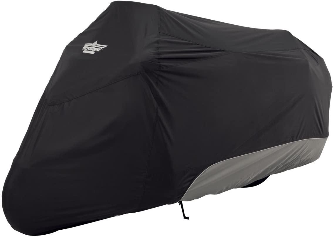 UltraGard 4-444BC Black/Charcoal Touring Motorcycle Cover