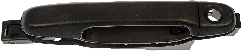 Dorman 80853 Passenger Side Sliding Exterior Door Handle for Select Toyota Models, Black