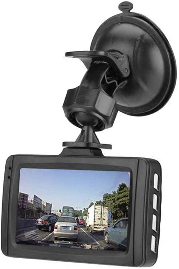 RUNWEI Full HD Car Camera,Car Driving DVR Recorder,Driving Video Recorder Night Vision Car Dashboard Camera,Full HD 1080P 3 Inch IPS Screen Driving Recorder,With Loop Recording, Night Vision Driving r