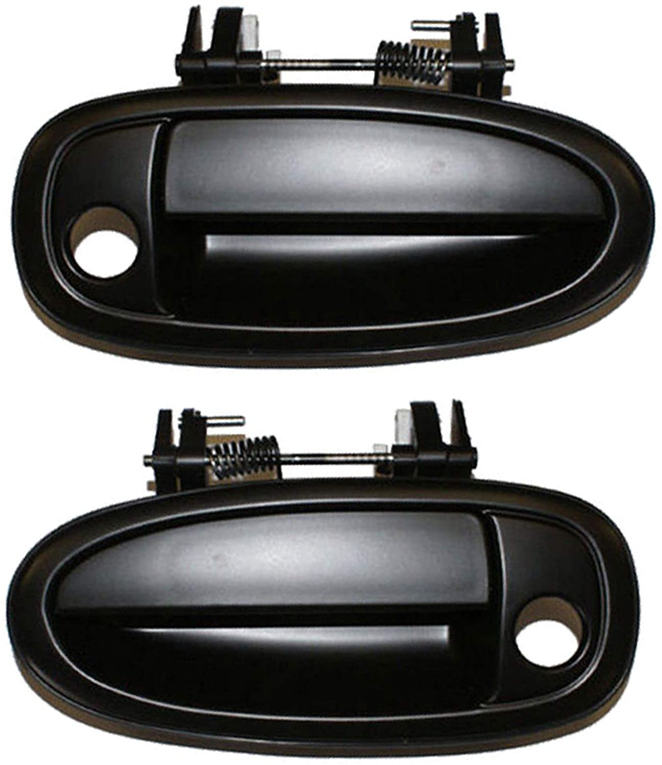 Front Left and Right Outside Door Handle Pair Set of 2PCS For Toyota 95-99 Avalon Non Painted 1995 1996 1997 1998 1999