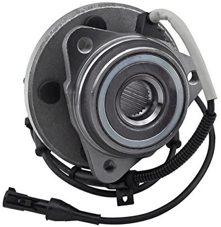 WJB WA515052 - Front Wheel Hub Bearing Assembly - Cross Reference: Timken SP450202 / Moog 515052 / SKF BR930452