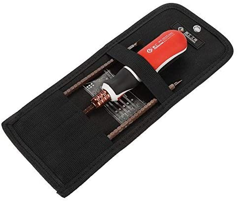 3-piece flexible ratchet alloy screwdriver set S2 cross/slot Adjustable telescopic multifunction hand tools