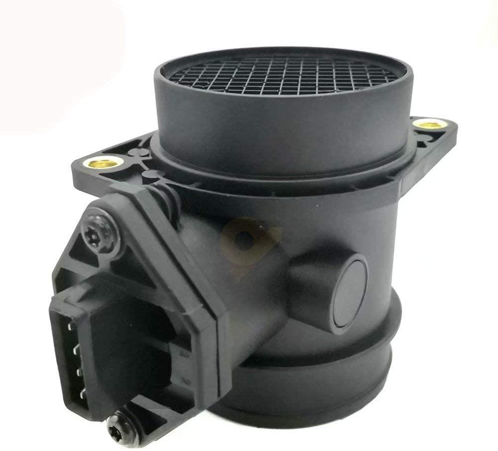OEM# 058133471A Mass Air Flow Maf Meter Sensor for Volkswagen VW Golf Jetta Cabrio Passat B5 2.0L 1994-1999