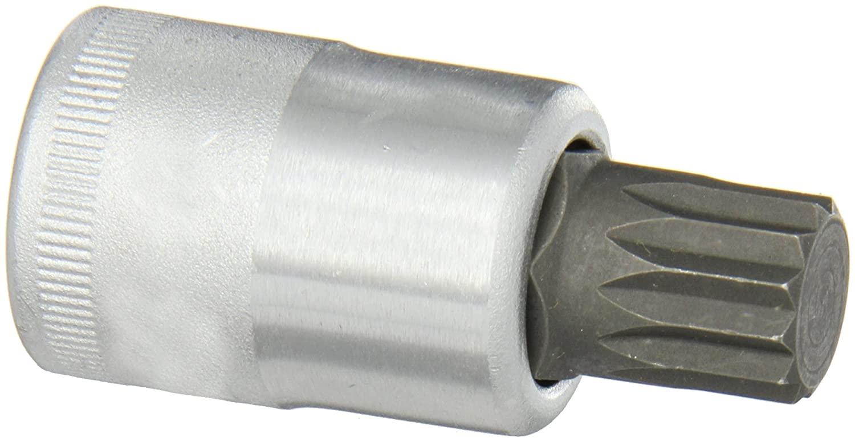 Stahlwille 54X-M16 Steel Screwdriver Socket, M16 Size, 1/2