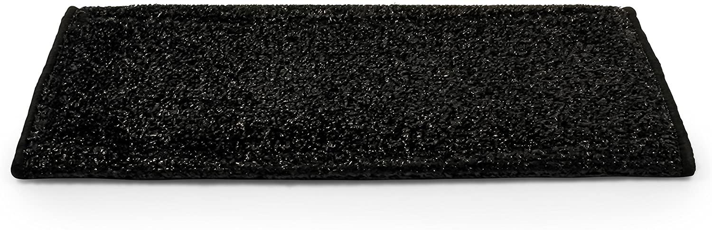 Camco 42947 RV Step Rug ( Premium Radius Wrap Around Step Rug, Turf Material (22