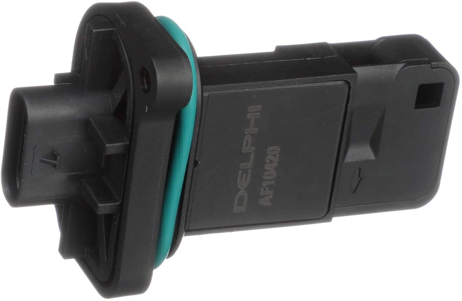 Delphi AF10420 Mass Air Flow Sensor (Probe Only), 1 Pack