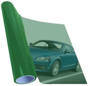Green 25% VLT Auto Window Tinting Film 20 Inch Wide x 20 Feet Long Roll