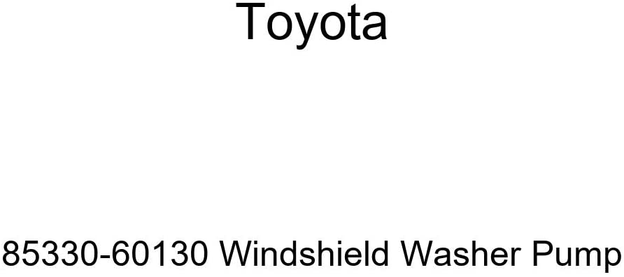 Toyota 85330-60130 Windshield Washer Pump