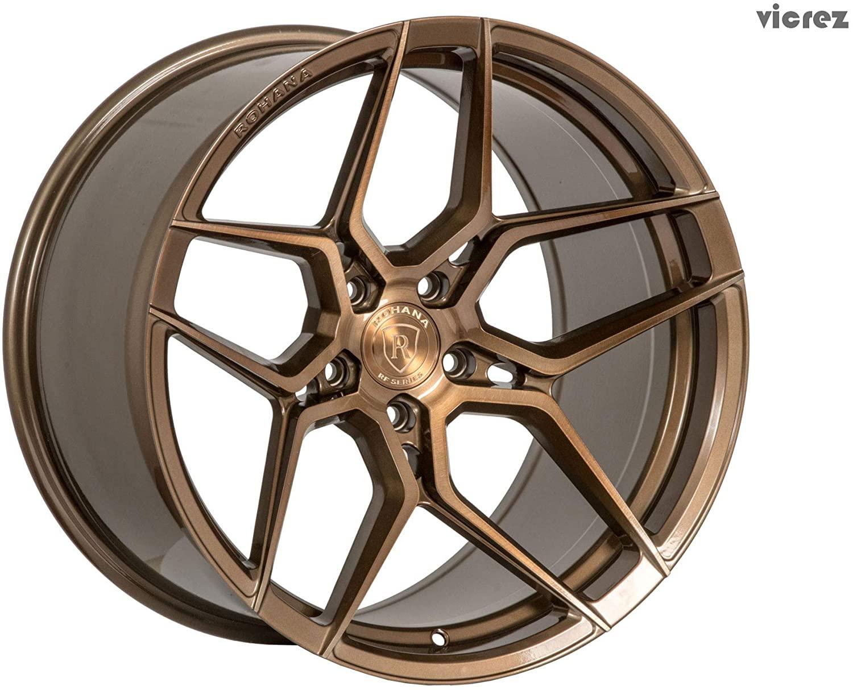 RFX11 20x11 5x120 28ET CB 74.1 Brushed Bronze (Super Deep)