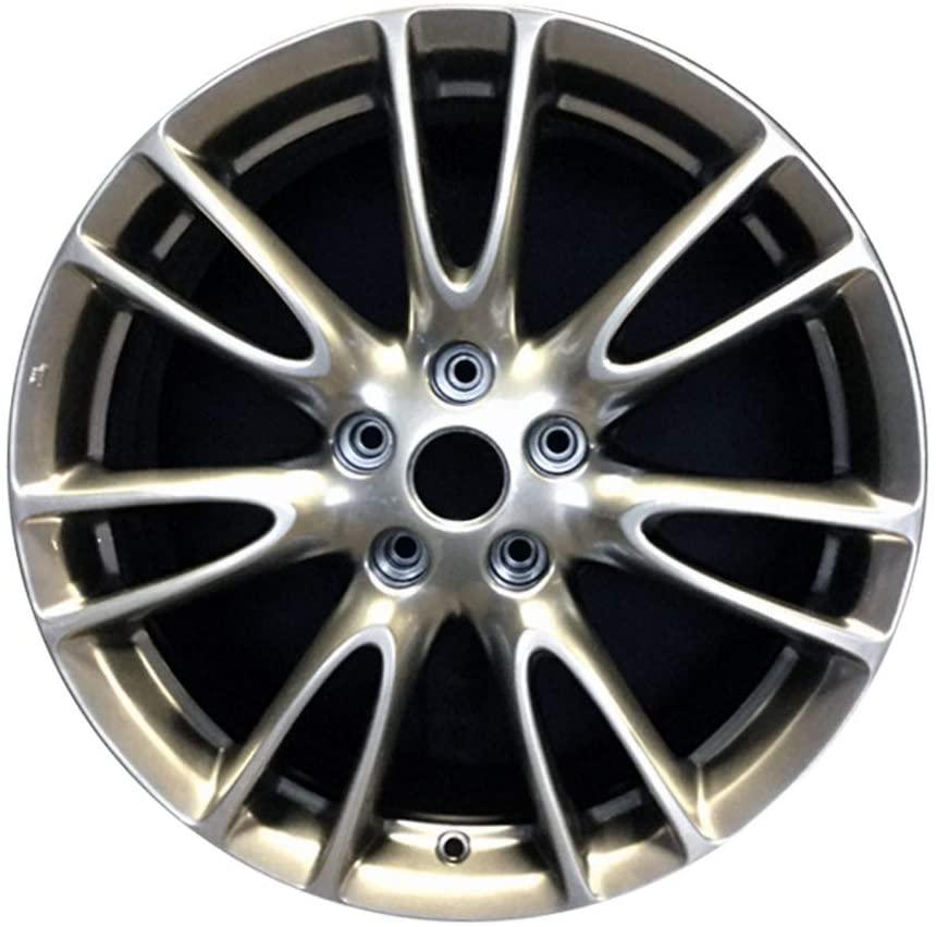 Genuine Infiniti G37 Wheel OEM 18-inch 2009-2013 ALY73694U78 Factory Rim D0300JK300