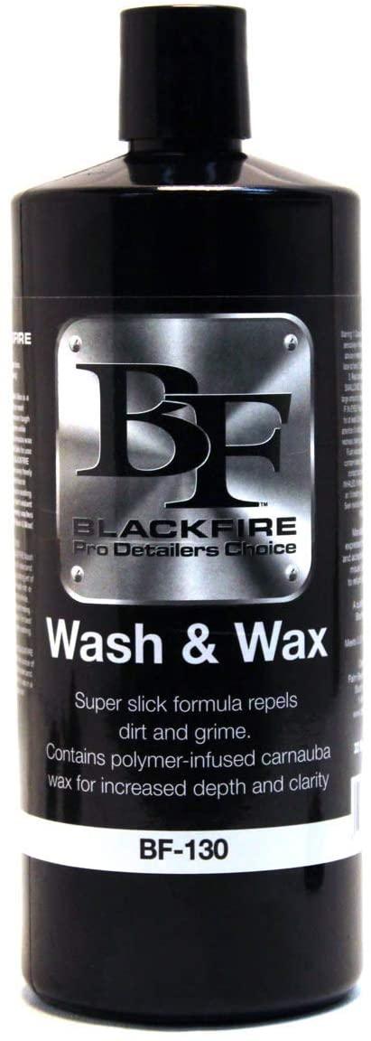 Blackfire Wash & Wax (32 oz)