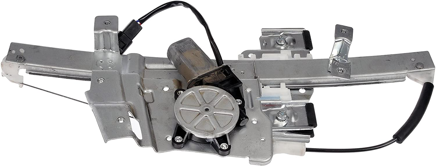 Dorman 741-146 Front Driver Side Power Window Motor and Regulator Assembly for Select Buick Models