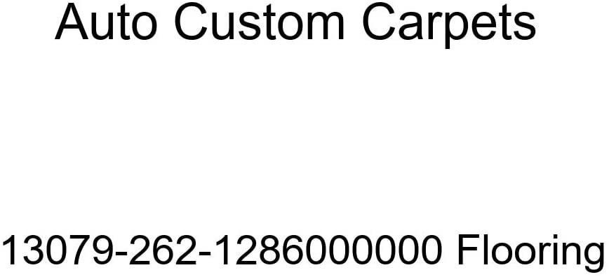 Auto Custom Carpets 13079-262-1286000000 Flooring