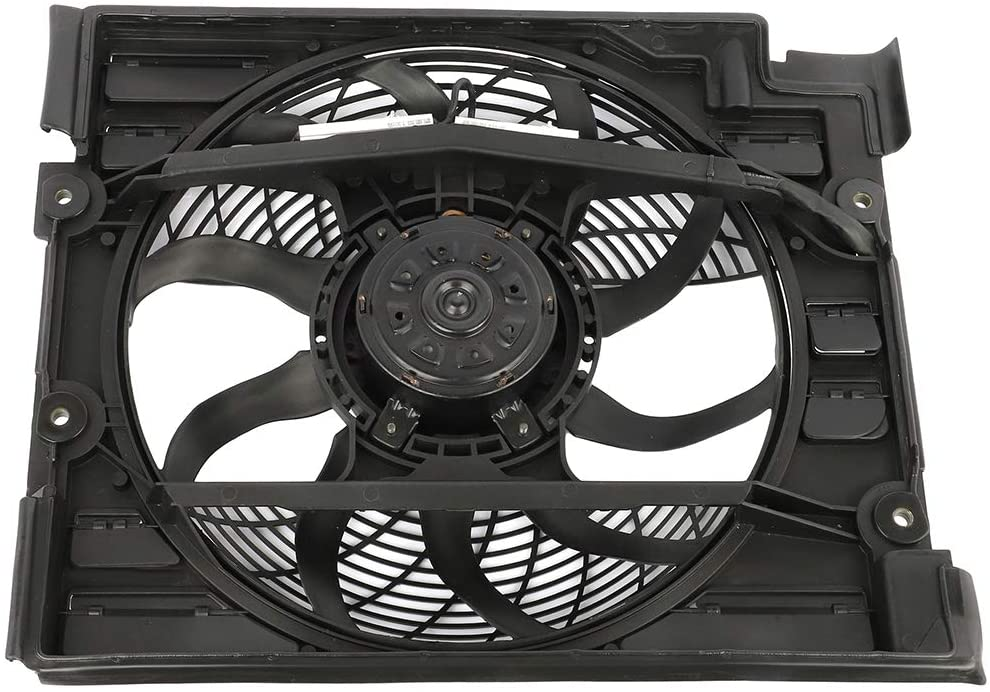 AUTOMUTO AUTOMUTO Radiator Cooling Fan Fit for BMW 528i for 540i 674-58626