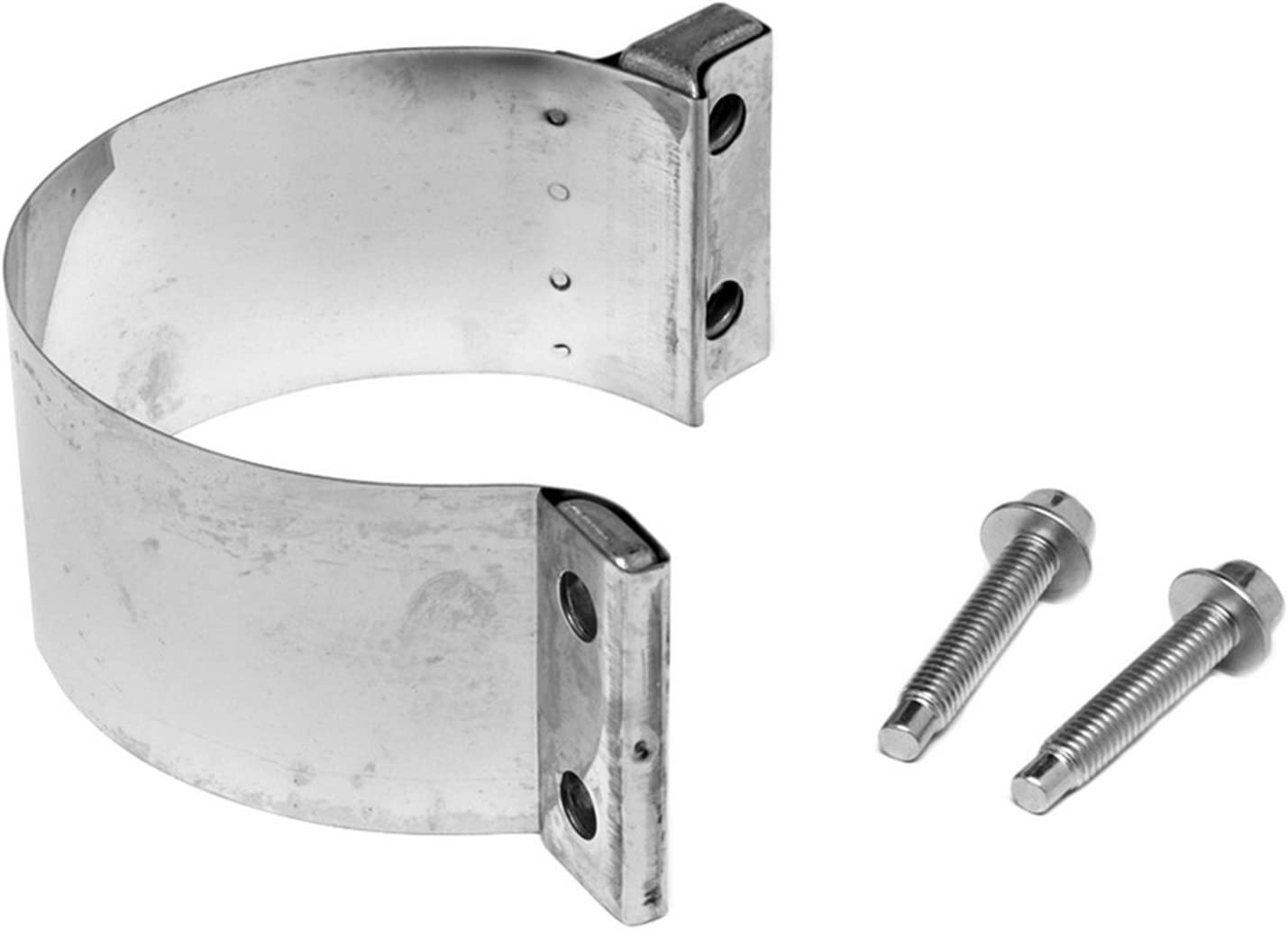 Dynomax 33241 Stainless Steel Hardware Clamp Band