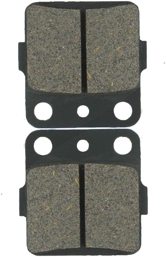 Brake Pads FOR Honda ATV TRX250X A TRX 250 X 1987 Rear Brakes 43120-HA5-305