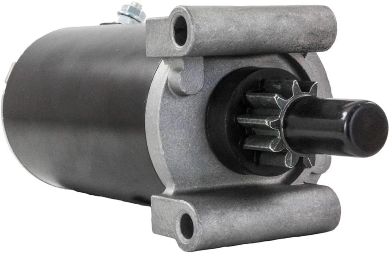Rareelectrical NEW KOHLER STARTER MOTOR COMPATIBLE WITH CUB CADET TRACTOR LT1045LE LT1046 SLT1550 3209801S