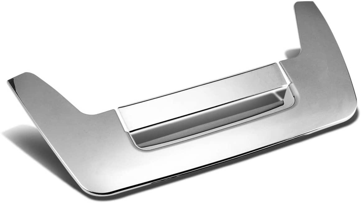DNA Motoring CHC-018 Exterior Door Exterior Gas Tank Door Cover [For 05-10 Nissan Frontier]