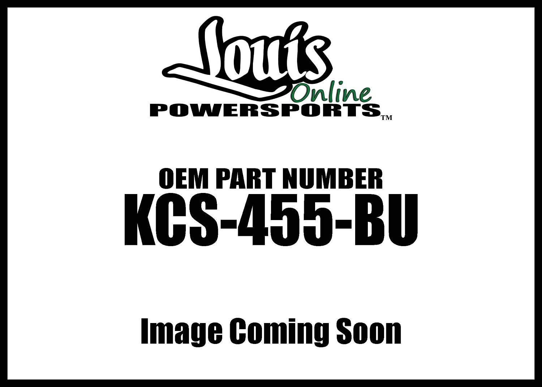 T.M Design Works Kx450f 16-17 Case Saver Kx450f Blu Kcs-455-Bu New