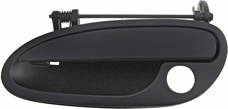 Dorman 88492 Front Driver Side Exterior Door Handle for Select Pontiac Models, Black