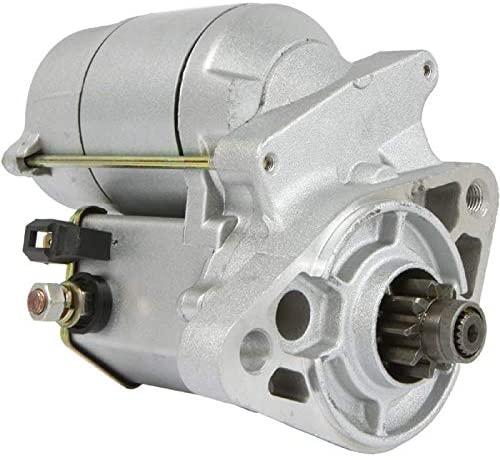 DB Electrical SND0460 Starter For Kawasaki KAF950 2510 3010 4010 Mule 953CC Diesel 4x4 / 21163-0030, 21163-1299, 428000-3170, 28100-B8010
