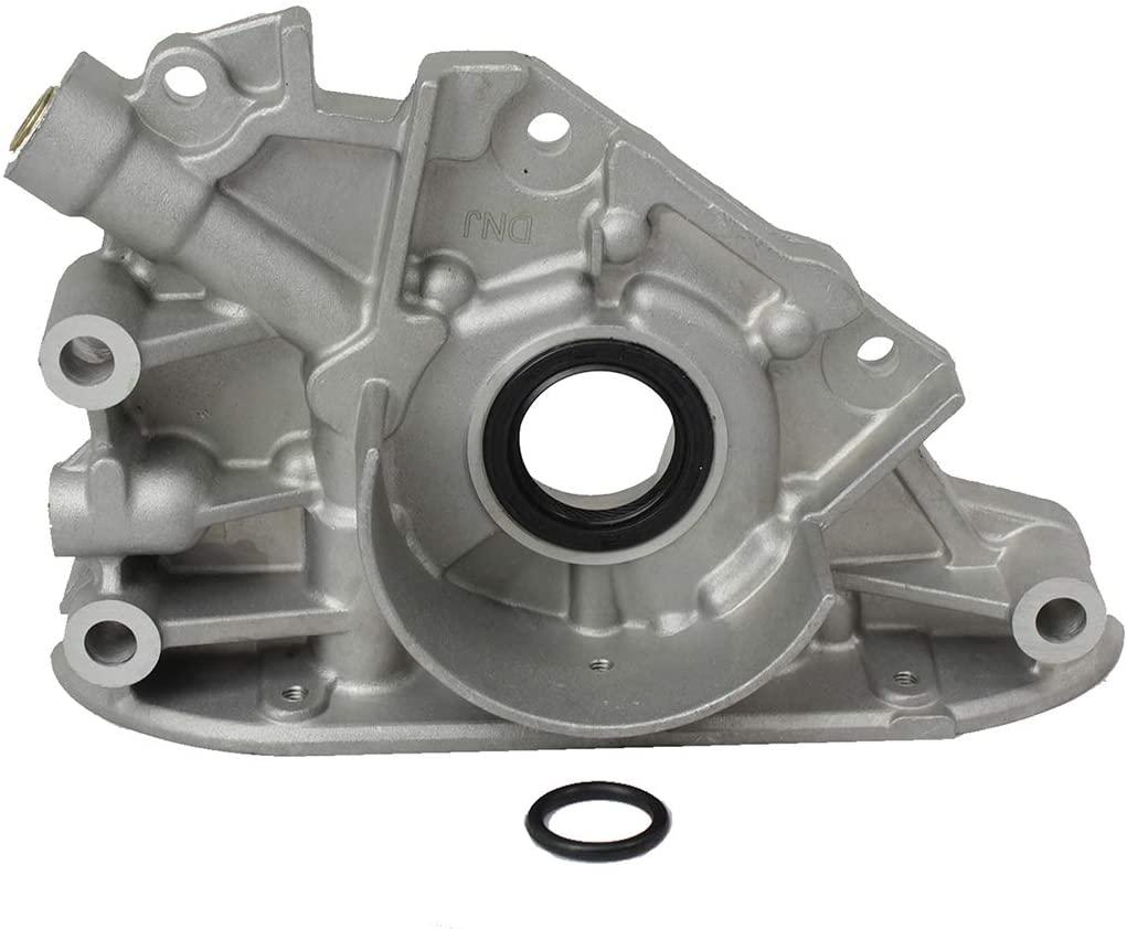DNJ OP408 Oil Pump for 1987-1993 / Ford, Mazda / 626, B2200, MX-6, Probe / 2.2L / SOHC / L4 / 12V, 8V / 133cid, 2184cc / VIN C, VIN L