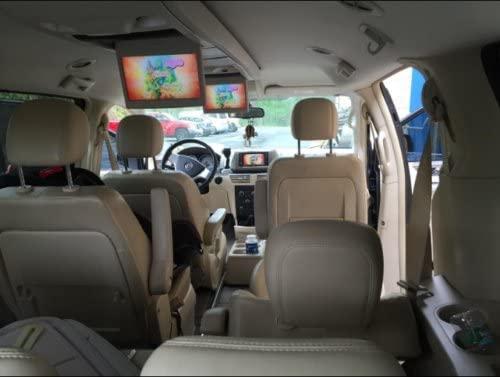 VES DVD Monitor Repair Ribbon Cable for 2007-2012 Jeep Cherokee Grand Cherokee Compass & Volkswagon Routan