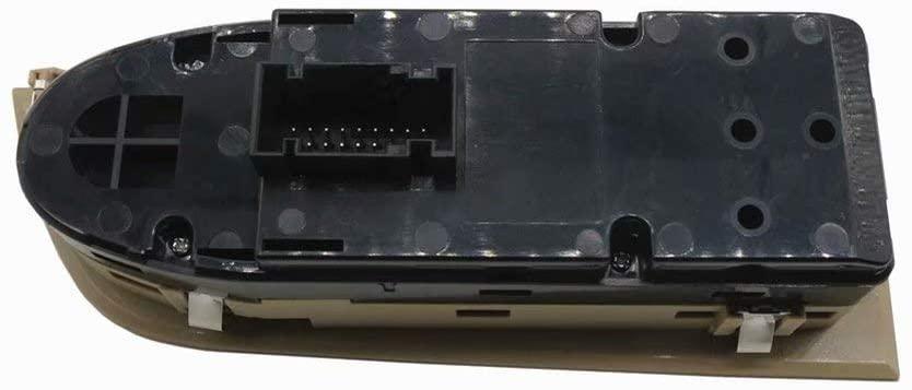 NaNa-AUTO 12v Window Mirror Control Switch 61319217334 for BMW E90 E91 318i 320i 325i 330i