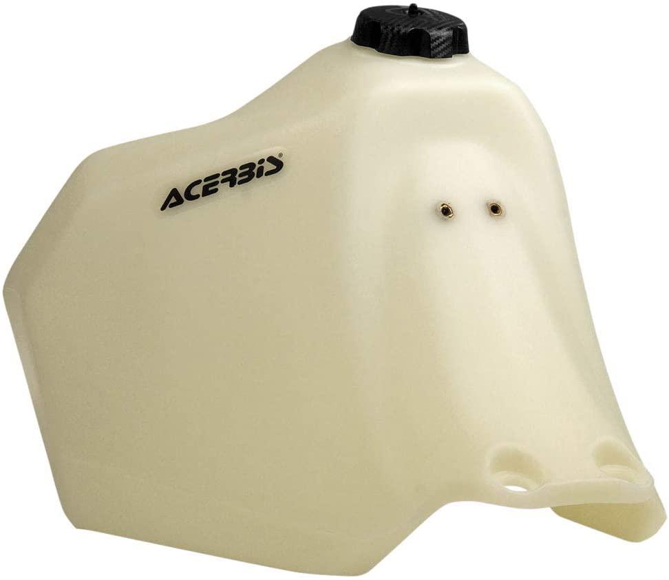 Acerbis Fuel Tank (No California) 5.3 Gallons Natural - Fits: Suzuki DR650SE 2011-2014 (No California Shipping)