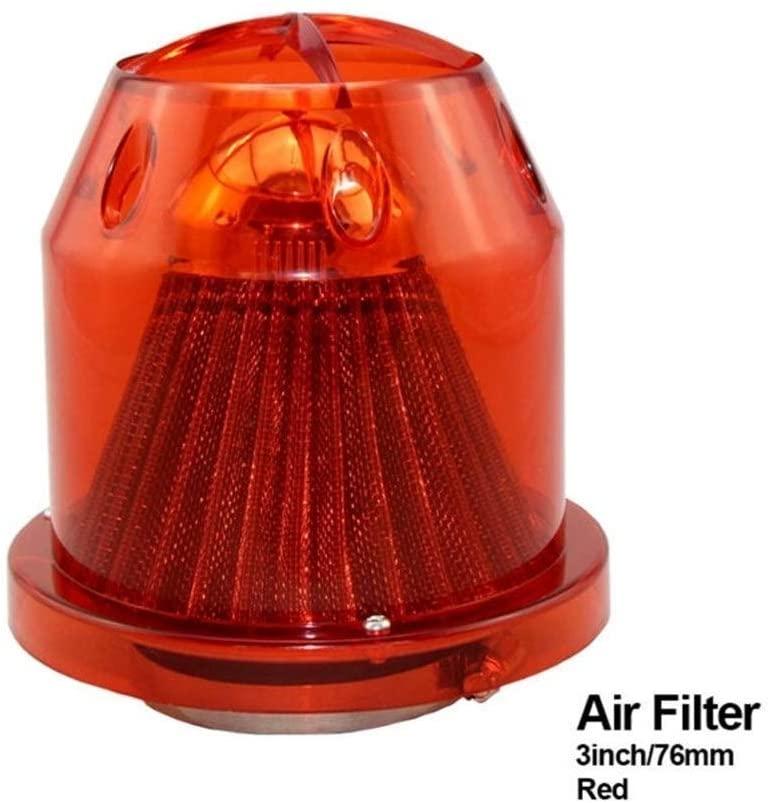 SHENYI Universal Air Filter Turbo Kit 76mm 3