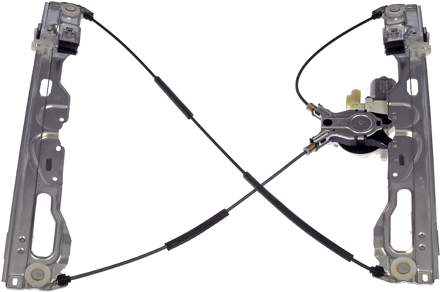 Dorman 751-248 Front Driver Side Power Window Motor and Regulator Assembly for Select Ford / Lincoln Models