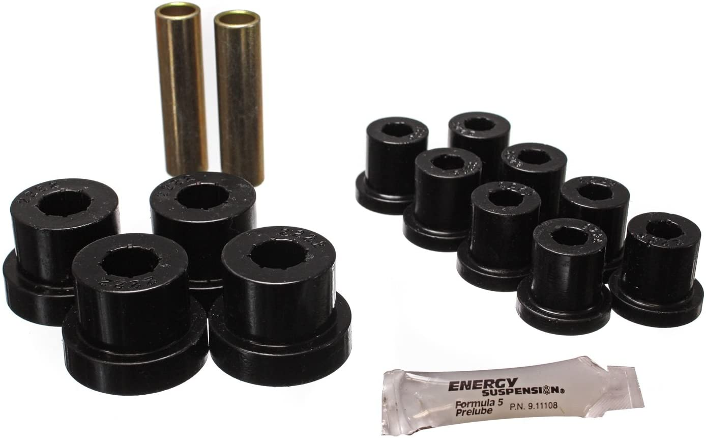 Energy Suspension 2.2115G Spring Bushing Set for Jeep