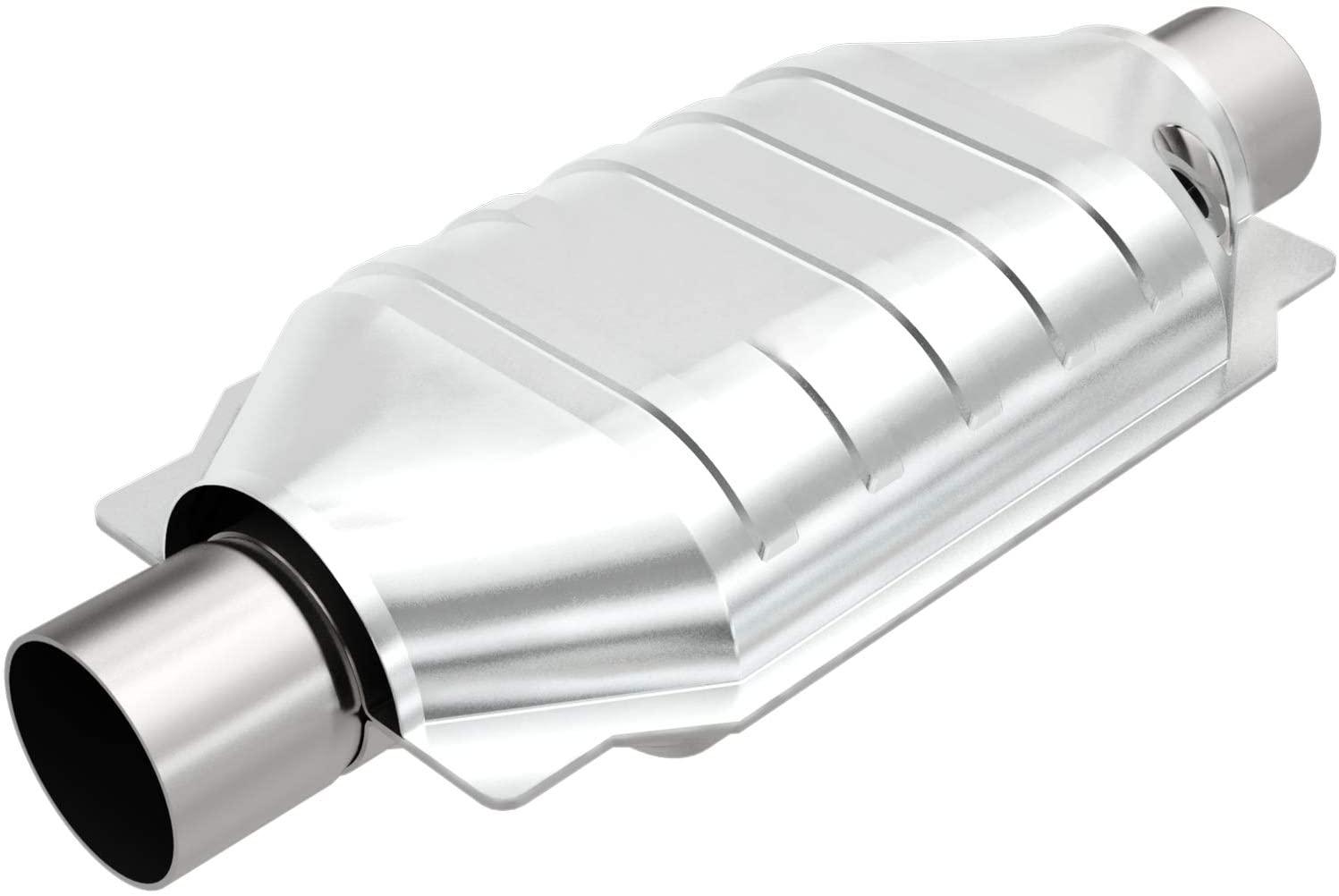 MagnaFlow 545035 Universal Catalytic Converter (CARB Compliant)