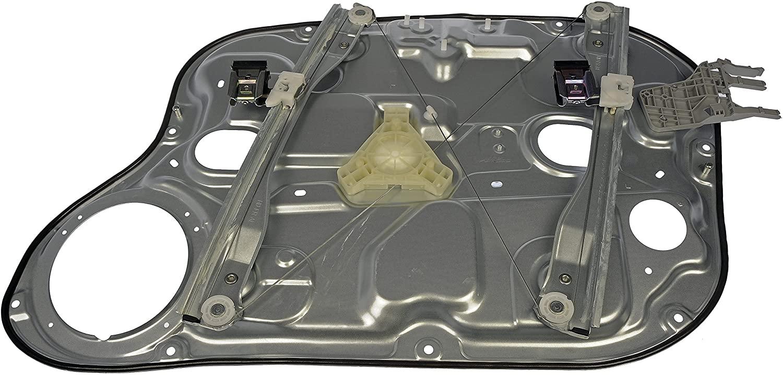 Dorman 749-346 Front Driver Side Power Window Regulator for Select Hyundai Models