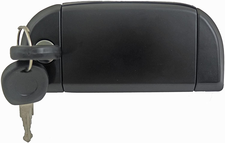 Dorman 94545 Front Passenger Side Exterior Door Handle for Select Volkswagen Models